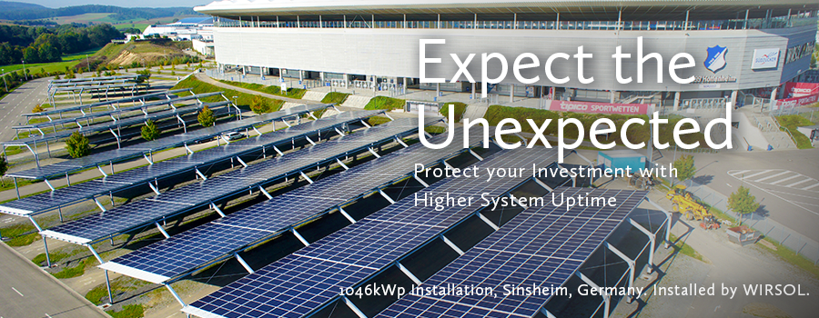 Protect Your Investment with Higher System Up Time