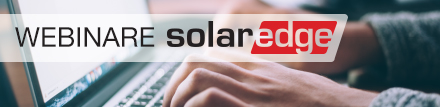 Webinare SolarEdge