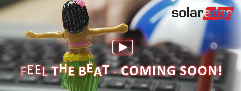 Feel the beat - coming soon!