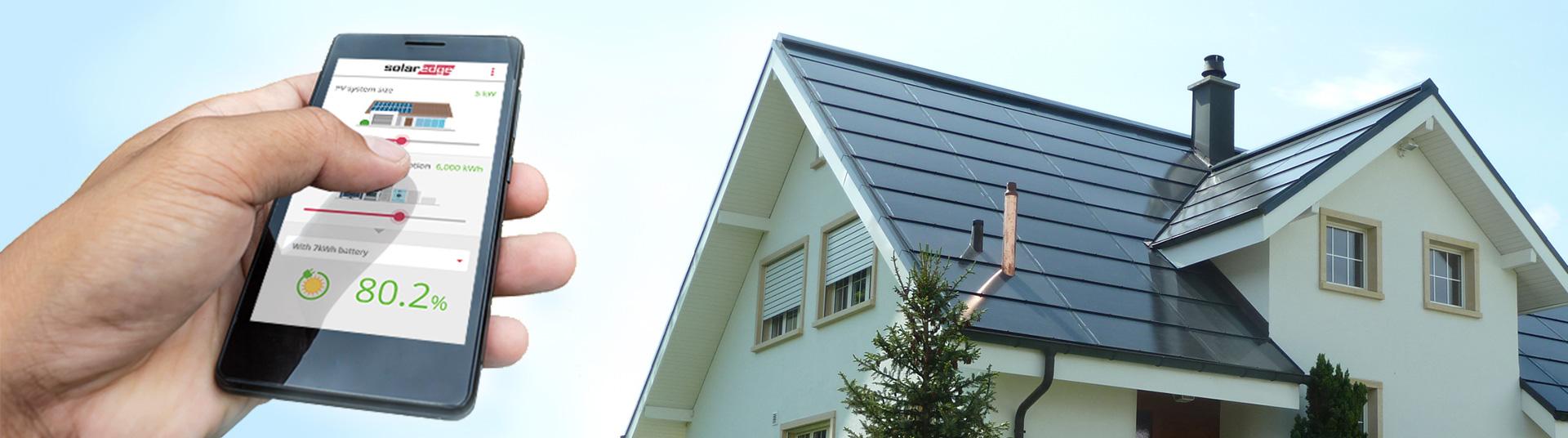 Pv Self Consumption Simulator App Solaredge A World
