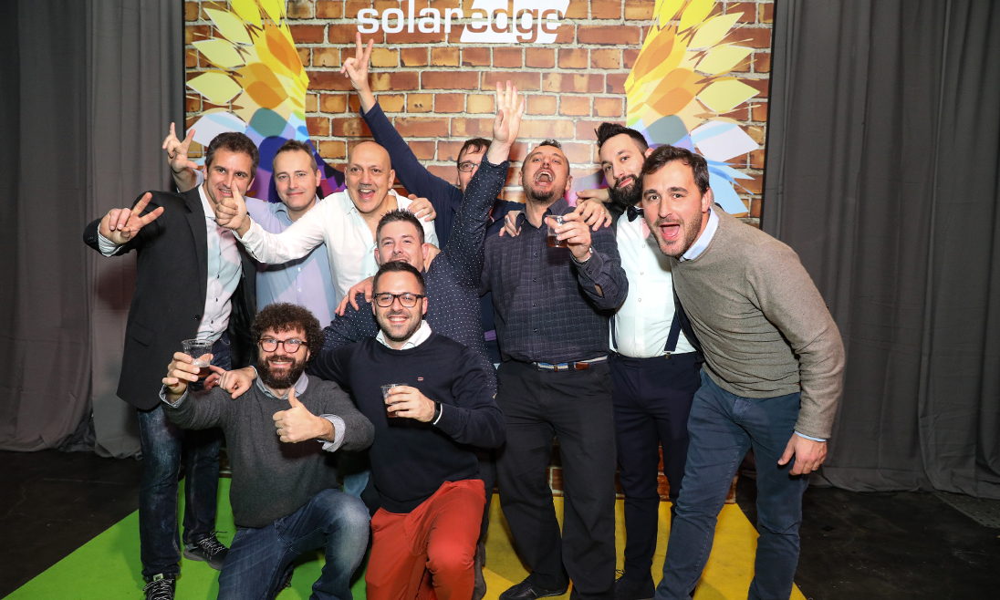 SolarEdge Company Party