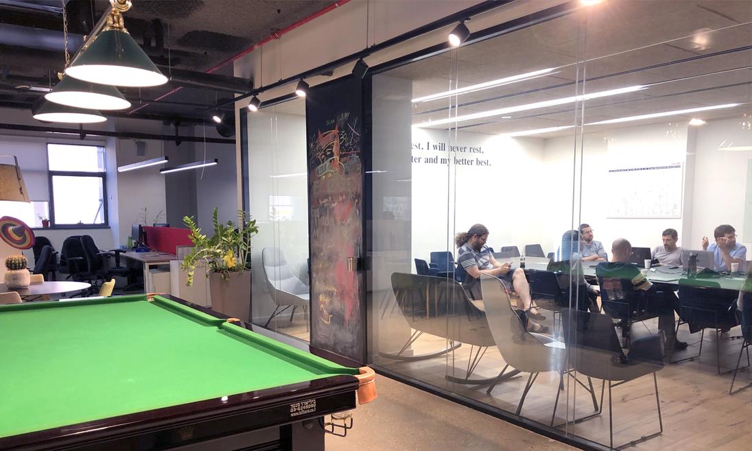 SolarEdge Meeting Room