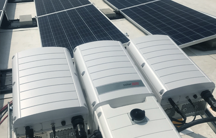 Three Phase Inverters with Synergy Technology