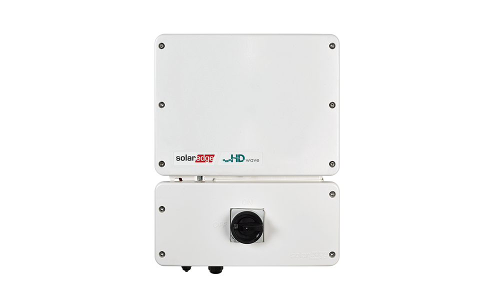 Single Phase Inverters with HD-Wave Technology | SolarEdge