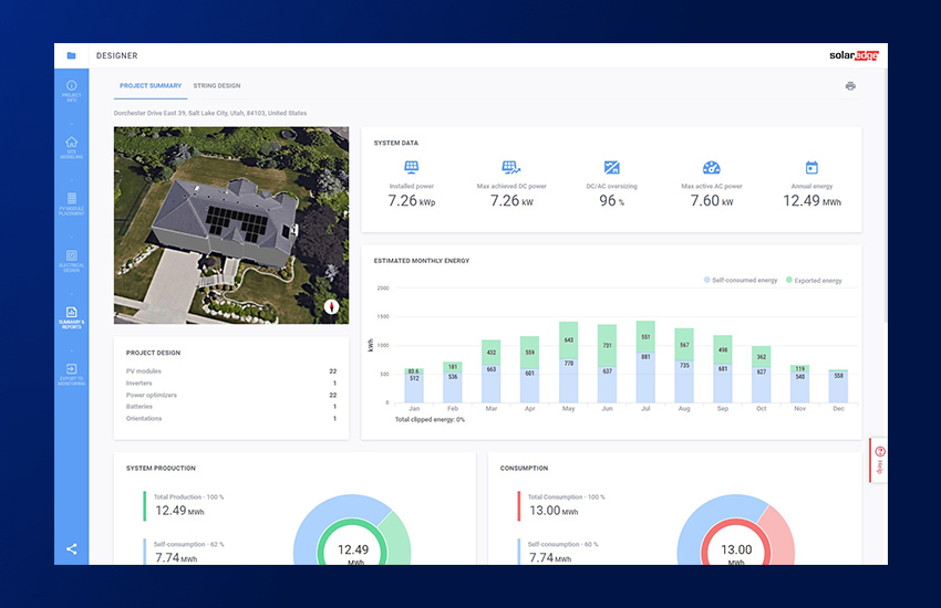 Use Solaredge Solar Design Tool To Plan Your Solar Energy Project
