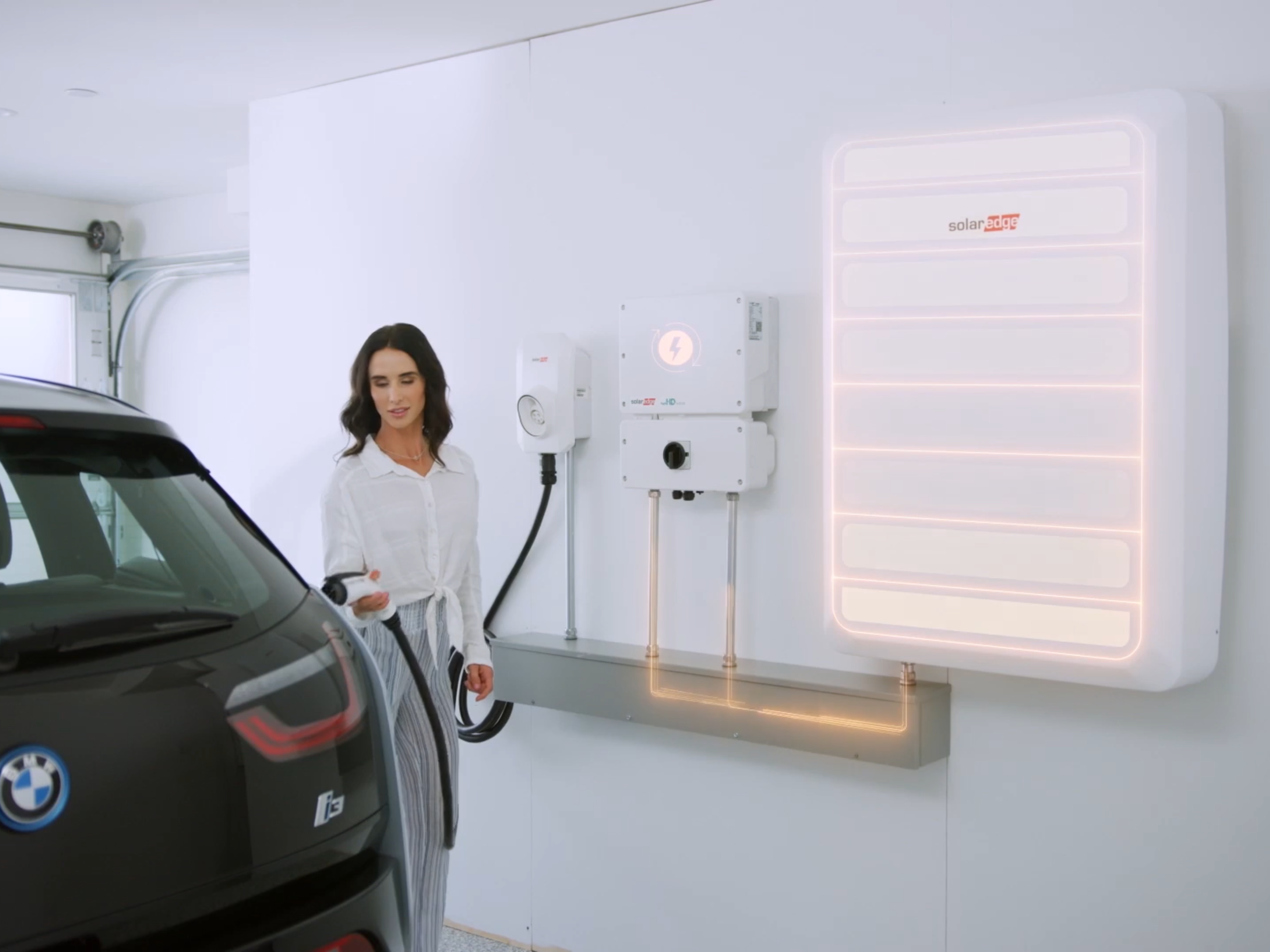 Revolutionizing the Home EV Charger with Solar Power