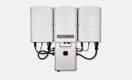 Best Practices for Horizontal Installation of a SolarEdge Three Phase Inverter With Synergy Technology