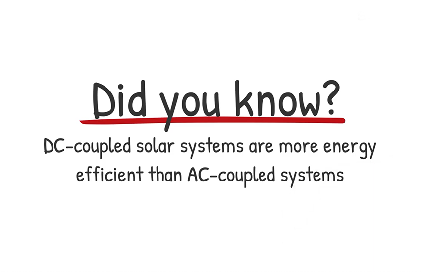 Did you know: DC-coupled vs AC-coupled solar systems (EN)