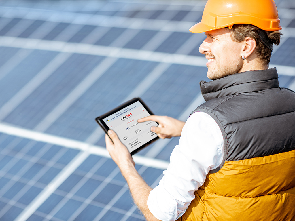 How the New Synergy Commercial Solar Inverters Make Your Life Easier