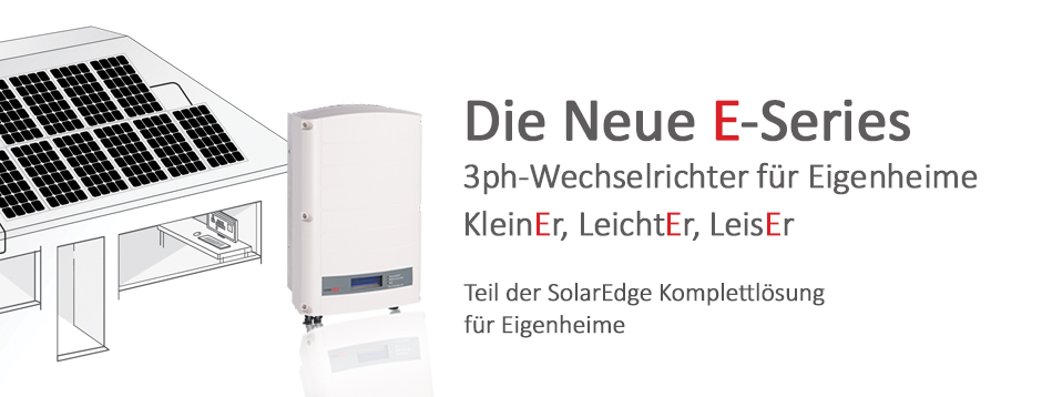 3-PH inverter E-Series