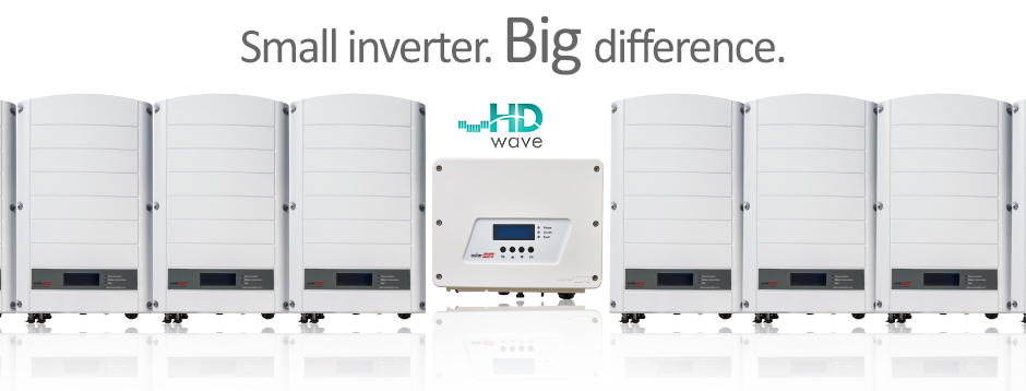HD Wave - Small Inverter. Big Difference