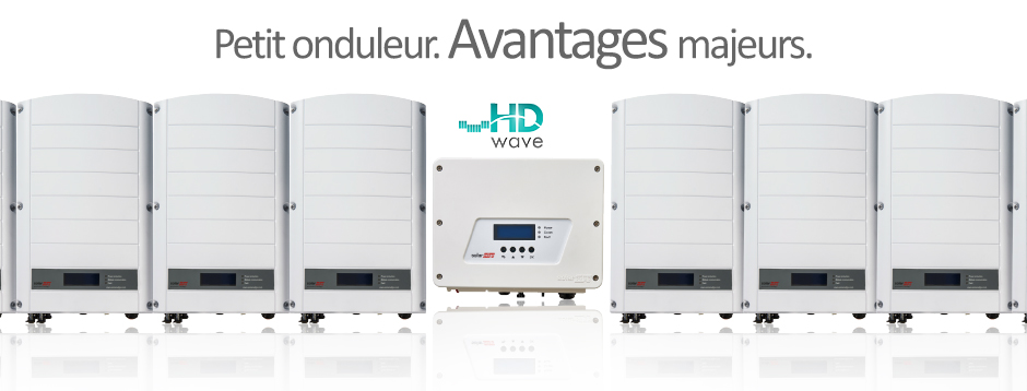 HD-Wave inverter