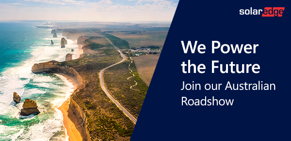 Join our Australian Roadshow