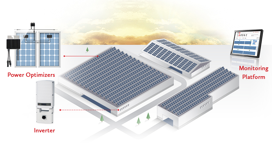 Commercial_191017_US commercial solutions solaredge Solar Array Wiring-Diagram at gsmx.co