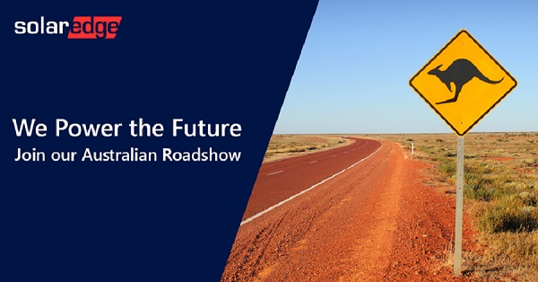 Join our roadshow