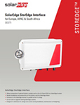 SESTI datasheet interface 1