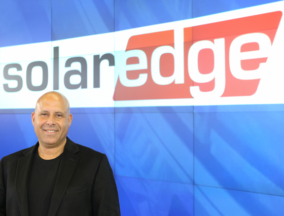 Guy Sella - SolarEdge CEO