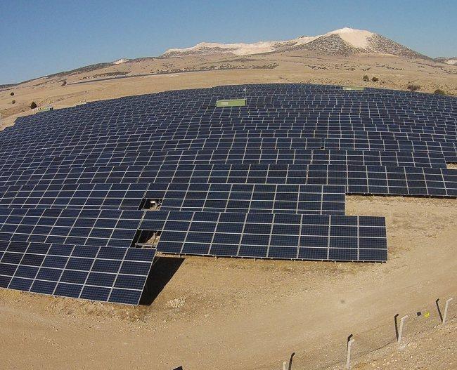 Ground-mount Installation, Burdur, Turkey image