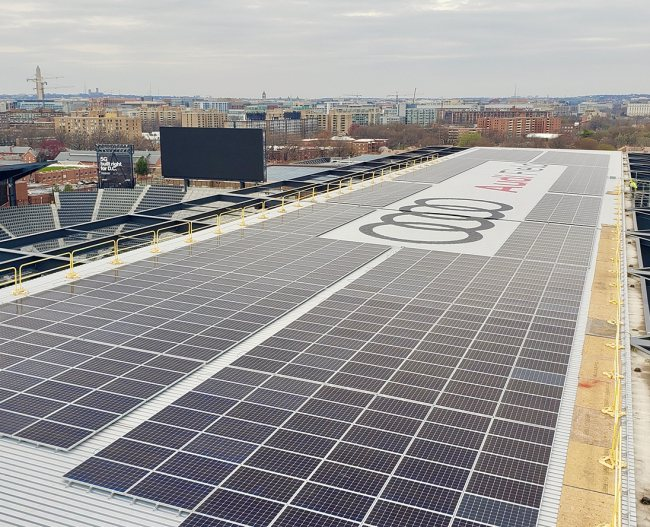 627.8 kW, Washington, DC, United States