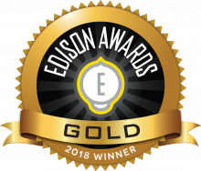Edison Award Gold 2018 Winner