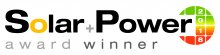 Solar Power Award Winner Logo