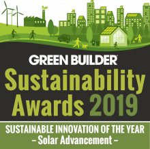 Green Builder Sustainability Award logo