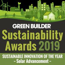 Green Builder Sustainability Award logo