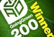GoingGreen 200 Winner