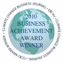 2010 Business Achievement Award Winner