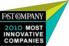 Fast Company 2010 Most Innovative Companies