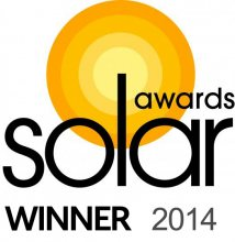 SolarAwards Winner 2014