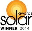 SolarAwards Winner 2014